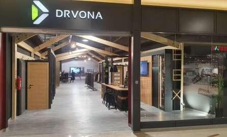 Drvona Family Mall - izložbeni salon