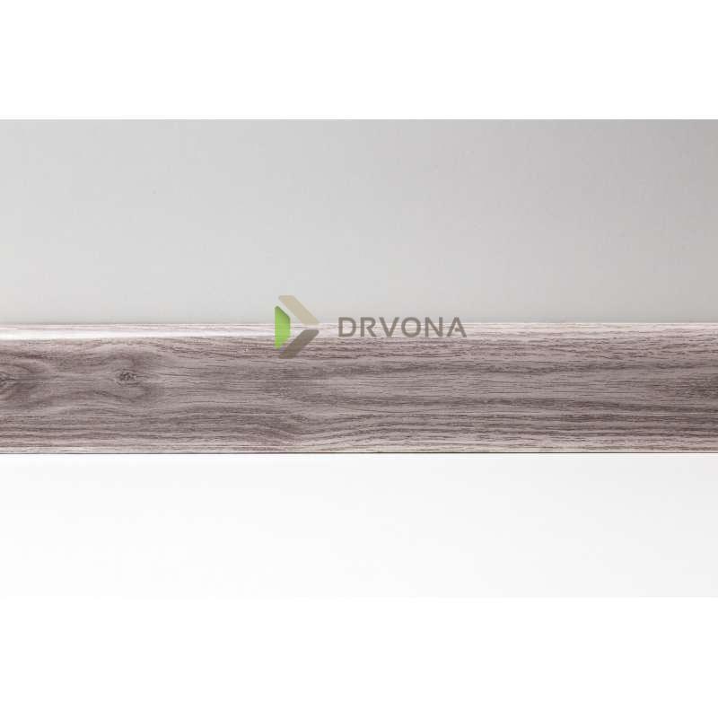 PVC LETVICA ZA LAMINAT P157 HRAST SARDINIA 40037/4590 2,5m