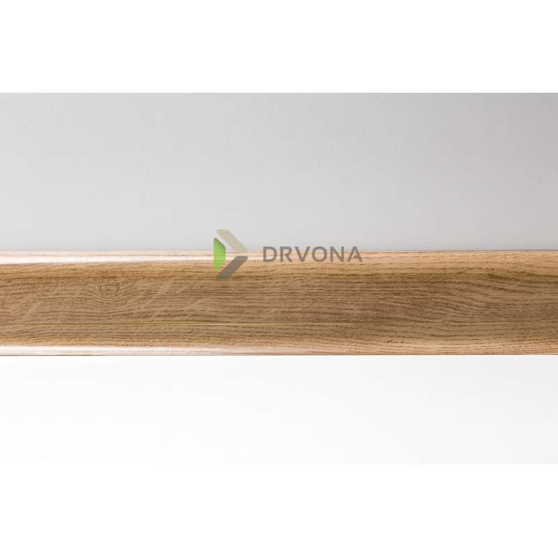 PVC LETVICA ZA LAMINAT P151 HRAST 40033 2,5m