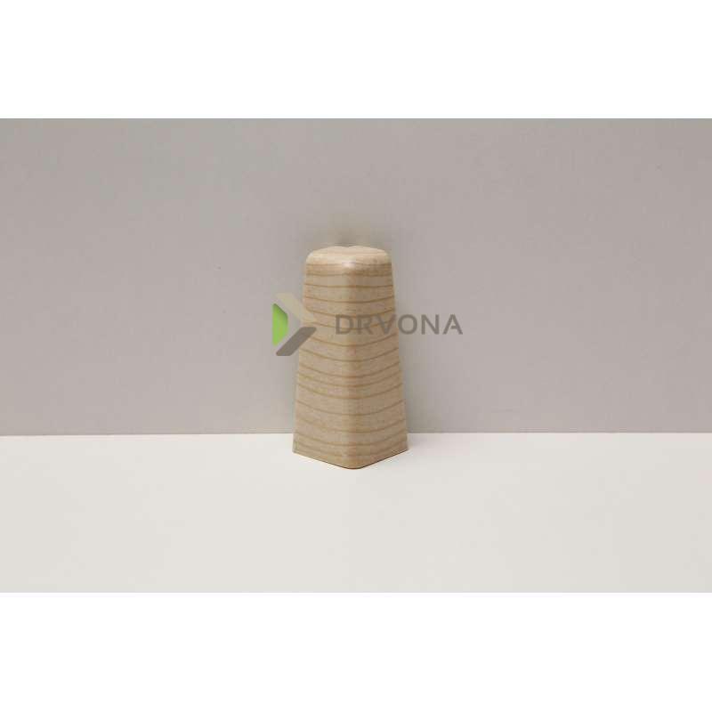 PVC KUT VANJSKI ZA LETVICU P71 SONOMA (KLJ)