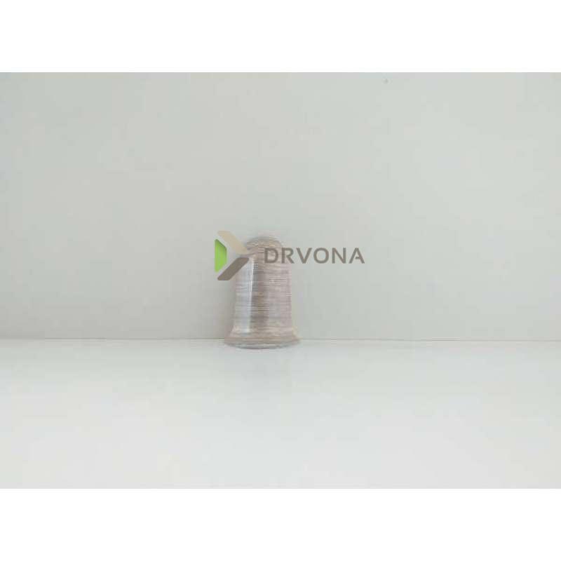 PVC KUT VANJSKI ZA LETVICU P157 HRAST SARDINIA